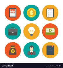 Google Flat Design Icons Flat Design Icons Symbols For Website