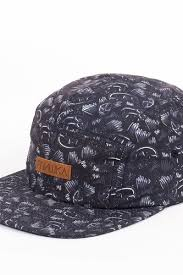<b>Бейсболка</b> MISHKA Animal Parade 5-Panel (Stormy-Black, O/S ...