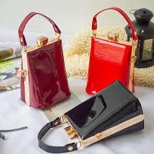 fashion paint leather luxury design women s handbags shell lady shoulder small clutch bags party evening pouch purse bags ba008 handbag brands reusable