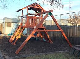 swing set playground installation cost factors