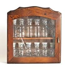 best apothecary cabinet s on kitchen glass metal