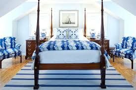 Blue and white bedroom ideas Curtains Blue White Bedroom View In Gallery Blue And White Color Scheme Is Perfect For The Small Vinhomekhanhhoi Blue White Bedroom Vinhomekhanhhoi