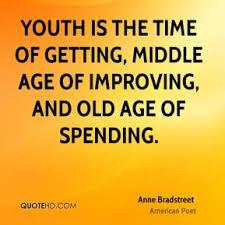Benjamin Disraeli Age Quotes | QuoteHD via Relatably.com