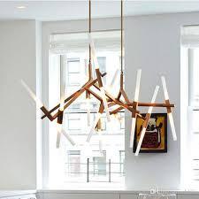 modern branch chandeliers light fixture for dining living room pendant lights art chandelier modern branch v59
