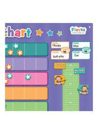Fiesta Crafts Star Chart Shop Fiesta Crafts Star Chart Magnetic Board 43x38