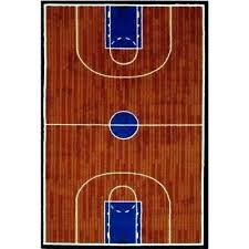 basketball area rug basketball area rugs fun time basketball court multi colored 3 ft x 5