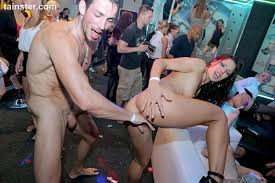 Group sex crazy cum orgy