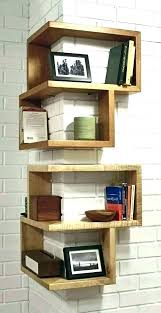 bookshelf ideas for small rooms bookcases spaces narrow b