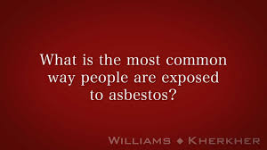 Houston Mesothelioma Lawyers, Texas Asbestos Attorney | Williams ...