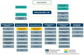 Petrol World Brazil New Petrobras Organisation Structure