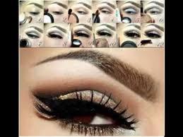 cute eye makeup ideas for brown eyes