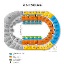 Ogden Theater Seating Chart Denver Coliseum Schedule