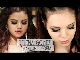 selena gomez e and get it makeup tutorial