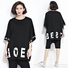 plus size women tumblr plus size women t shirt letter printing batwing sleeve tumblr tops