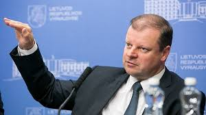 Д Грибаускайте будущее Литвы в руках молодых и творческих  Литва и страны Балтии другие новости раздела