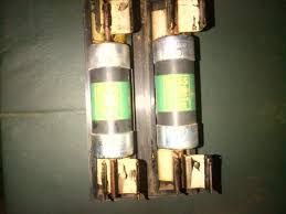1960s main panel pullout fuse disconnect serving multiple attached images
