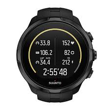 <b>Suunto Spartan Sport Wrist</b> HR All Black - Multisport GPS watch