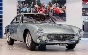 1963 Ferrari 250 Lusso Is Listed For Sale On Classicdigest In London By Joe Macari Performance Cars Ltd For Not Priced Classicdigest Com