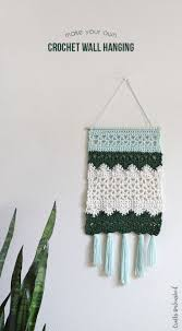 DIY Wall Hanging: Crochet Pattern - Consumer Crafts