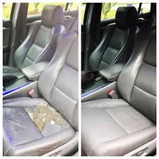 oem driver side leather seat cover moon lake gray img 1254 jpg