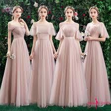 <b>Beauty Emily Long</b> Grey <b>Lace</b> Bridesmaid Dresses 2018 A Line ...