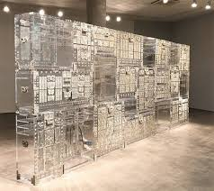 see through furniture. A Furniture Exhibition Has Been Launched On Tuesday By Renowned Fashion Designer In Art And Life Style Gallery Located Cheongdam-dong, Southern Seoul. See Through R