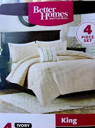 details about better homes and gardens bedding king