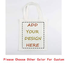Design Your Own Personalized Gifts Amazon Com Personalized Canvas Bag Design Your Own Tote