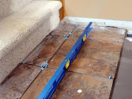 laying tile in bathroom. Laying A New Tile Floor | How-tos DIY Ultimate-How-To-Original_Tile-Floor-spacer_s4x3 In Bathroom