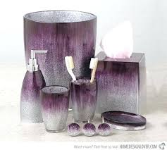 purple bathroom sets elegant purple bathroom accessories purple bathroom rug sets