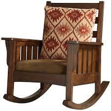 platform rocking chair styles