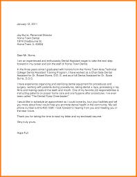 Sample Cover Letters For Dental Assistants Hvac Cover Letter