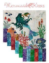Mermaid Quilt Pattern Unique Ideas