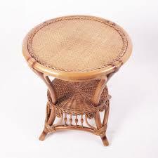 Round Rattan Ottoman Coffee Table Rattan Round Ottoman Coffee Table Rattan Tables