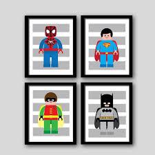 25 unique superhero wall art ideas on the source dc superhero wall art