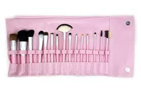 517p 15pc pink brush set