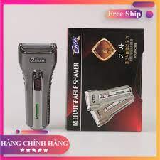 FREESHIP FA Máy cạo râu Hàn Quốc Qishi – Q588 lưỡi cắt kép, 5917 Hàng Chất  lượng, được tuyển chọn giảm chỉ còn 145,000 đ