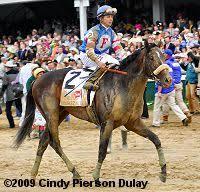 2009 Kentucky Derby Results