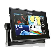 Simrad Go9 Xse 9 Inch Multi Touch Chart Plotter With Built