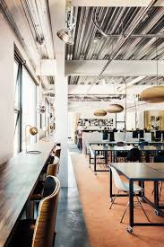 Modern Industrial Office Interior Design Cloud Room A Modern Shared Working Space In Seattle