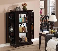 Alcohol Cabinet Stylish Locking Liquor Cabinet Set To Display Your Wine Bottles