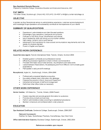 Resume For A Receptionist Profit And Loss Templates