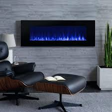 um image for wall mount electric fireplace in black wall mount electric fireplace without heater black