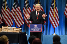 Image result for snl trump