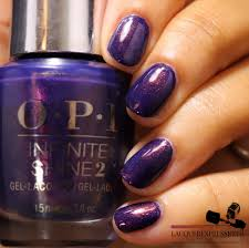 Opi Infinite Shine Turn On The Northern Lights Mainstream Swatch And Review O P I Infinite Shine Iceland