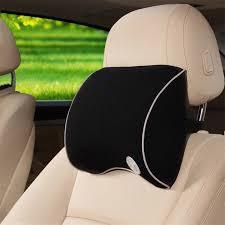 universal car seat memory foam pillow head neck