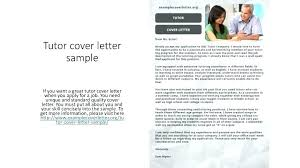 cover letter in english english tutor cover letter tutor cover letter tutor cover letter
