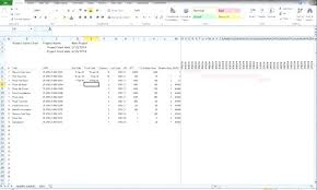 Project Tracking In Excel Project Tracking Excel Template Lovely Awesome Construction Schedule