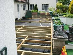 building a floating deck on uneven ground building deck steps on uneven ground stairs building a building a floating deck on uneven ground