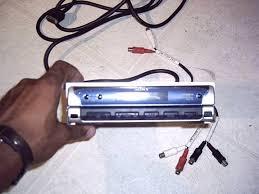 fs sony xav 7w (in dash) and pyle pldvd124 (player) celica hobby Sony Wiring Harness Diagram Sony Xav 7w Wiring Harness #40